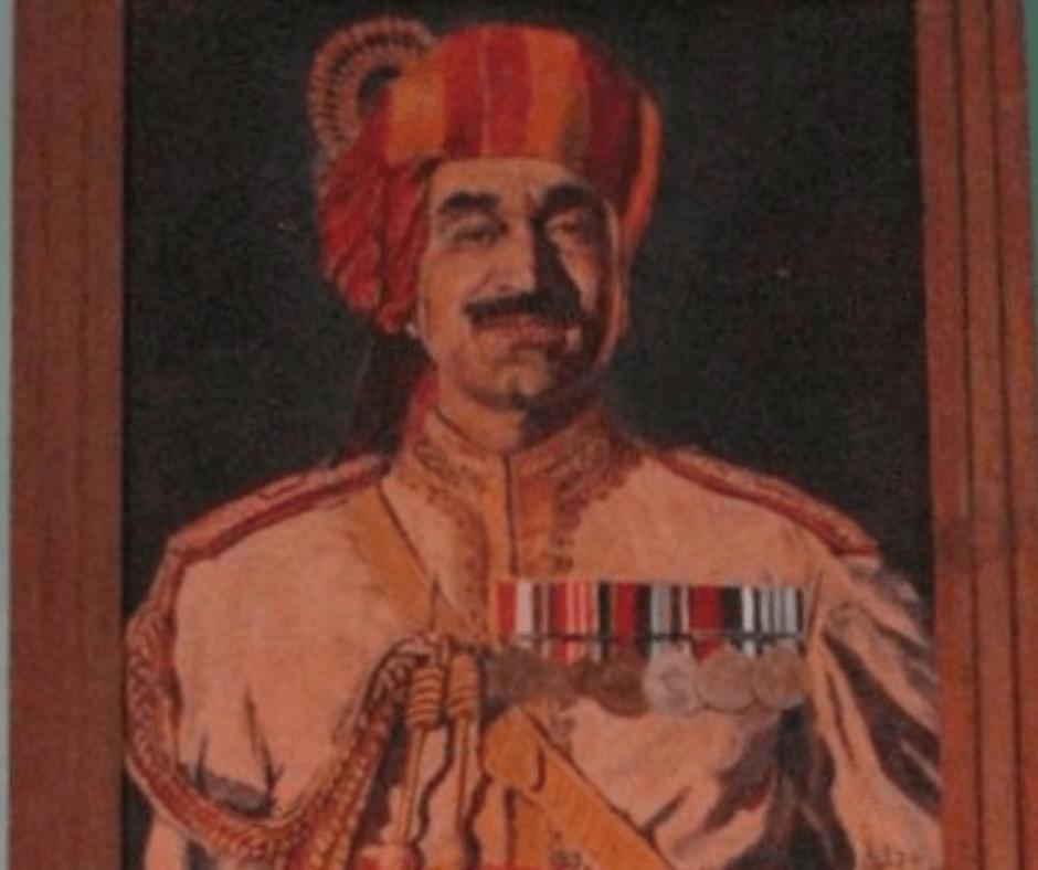 Lt. Col. Jai Singh Rathore